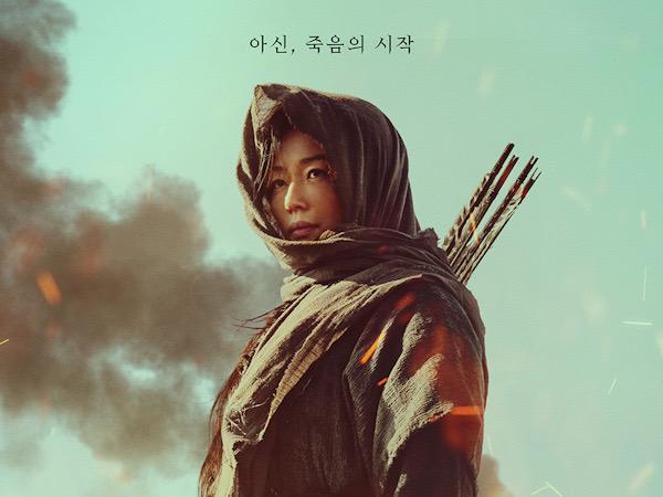 Teaser Baru Kingdom: Ashin of the North Ungkap Identitas Jun Ji Hyun Si Ahli Memanah