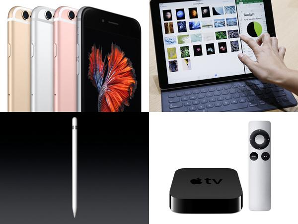 Selain iPhone 6S, Ini Deretan Gadget Canggih Terbaru Lainnya dari Apple
