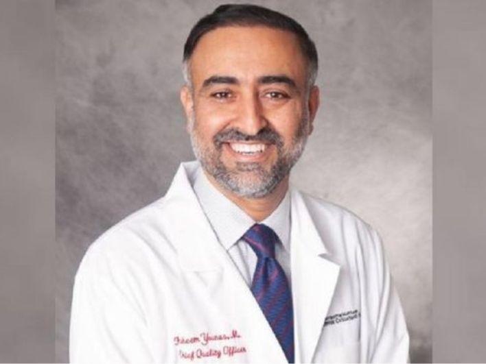 Mengenal Dr. Faheem Younus asal Amerika, Viral Ngetwit Soal COVID-19 Pakai Bahasa Indonesia