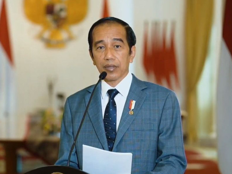 Presiden Jokowi Nyatakan Vaksin Covid-19 Gratis!