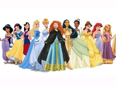 Kenalan dengan Putri-putri Disney yang Cantik Ini Yuk! (Part 1)