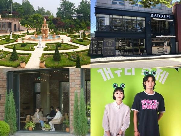 Intip 5 Lokasi Syuting Drama Korea Yumi's Cells