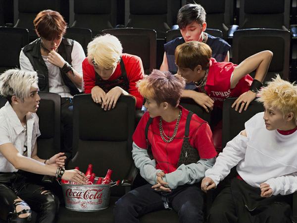 Kolaborasi dengan Coca-Cola, NCT 127 Jadi Artis Selanjutnya untuk SM 'Station'