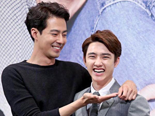 Jo In Sung Ungkap Cerita Pernah Diusir dari Tempat Karaoke Bareng D.O EXO
