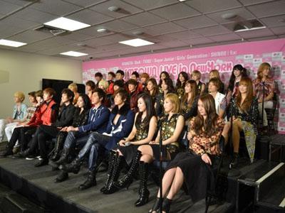 SM Entertainment Diakui Sebagai Agensi K-Pop yang Berpengaruh Besar oleh Forbes!