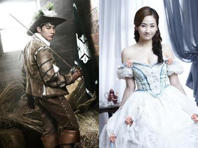 Kyuhyun SuJu, Yenny Wonder Girls, dan Lainnya Siap Jadi Pemain Musikal The Three Musketeers