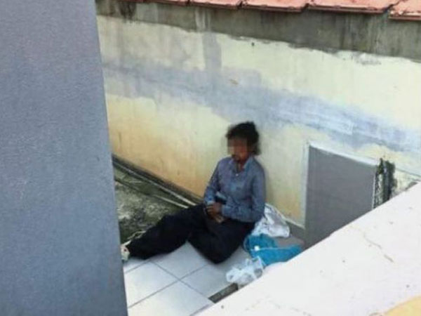 Sempat Tolak Tim Penyelamat, TKW yang Tewas di Malaysia Tidur dengan Anjing Sebulan Di Luar