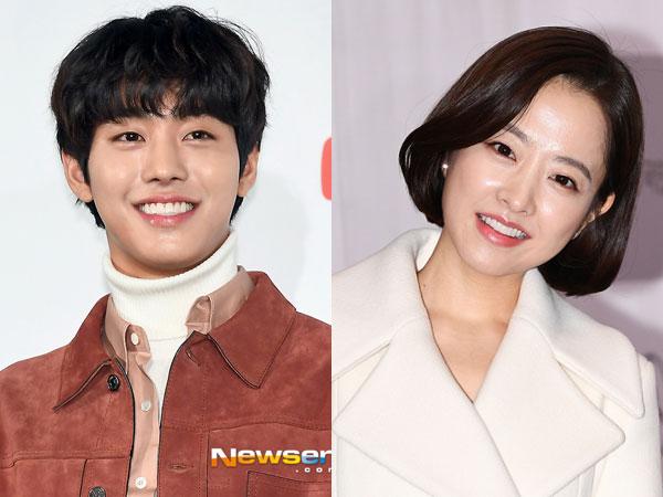 Ahn Hyo Seop Dikabarkan Jadi Lawan Main Park Bo Young di Drama Fantasi Baru tvN