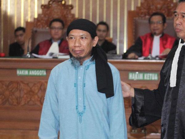 Vonis Hukuman Mati Teroris Aman Abdurrahman, Menolak Banding?