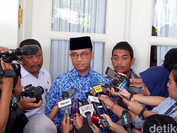 Sempat Menghindar, Sebenarnya Gubernur Anies Sudah Beri Izin Aksi Alumni 212 Minggu Lalu?