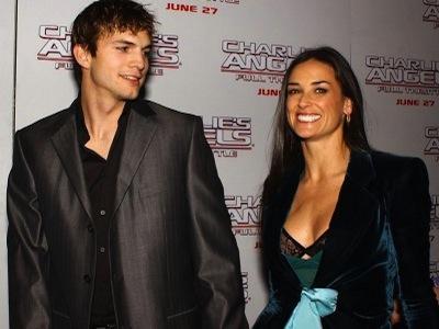 Resmi Bercerai, Demi Moore Jual Cincin Pertunangannya Dengan Ashton Kutcher?