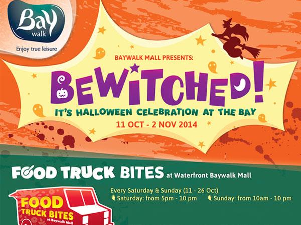 Ingin Rasakan Sensasi Halloween yang Berbeda? Yuk, Kunjungi Mall ini!