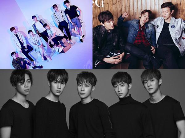 Meski Kurang Disorot, 6 Boy Group K-Pop Ini Juga Tak Kalah Keren dan Berbakat
