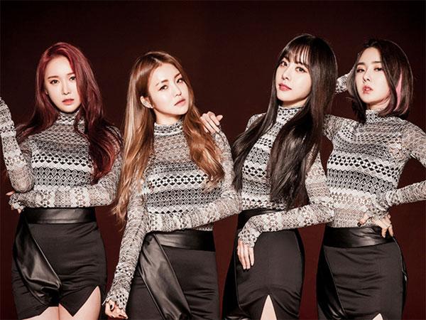 Brave Girls Ubah Cover Album untuk Lagu 'Rollin'' Setelah 4 Tahun Rilis