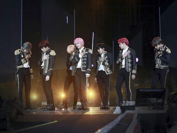 Film Pertama Sukses, BTS Bakal Tayangkan Konser 'Love Yourself in Seoul' di Bioskop Tahun Depan