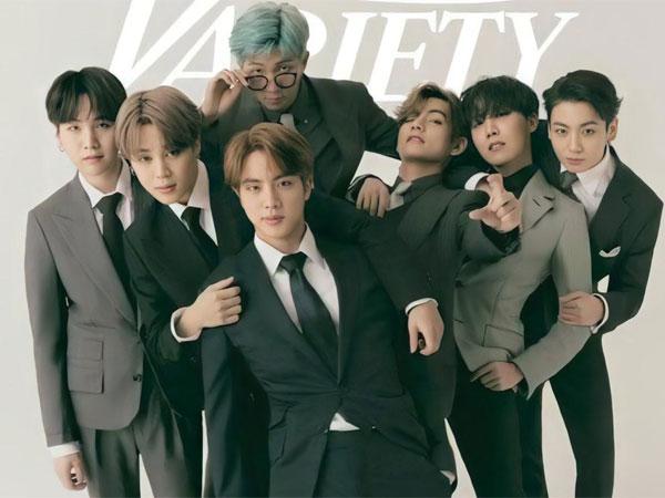 BTS Jadi Artis Pertama di 2019 yang Raih Predikat Perfect All-Kill dengan 'Boy with Luv' ft. Halsey
