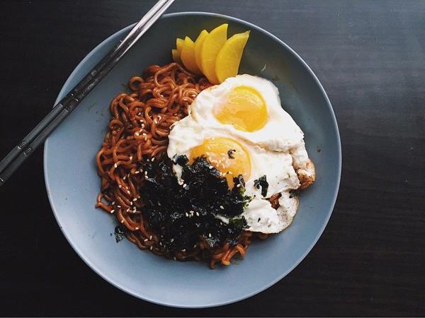 Dicampurkan Banyak Bahan, Ini Sajian Ramyun Paling Populer di Korea Selatan