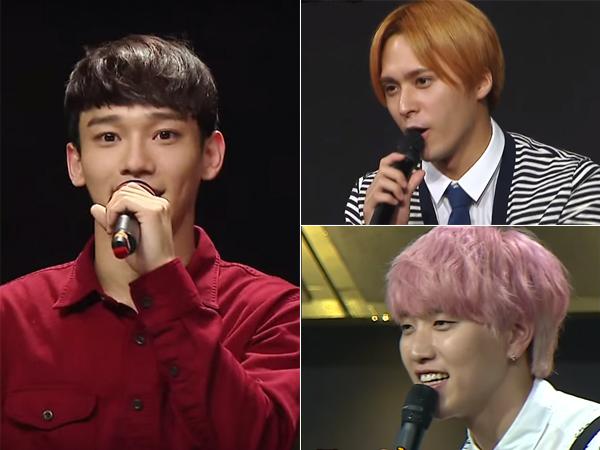 Chen EXO Sempat Ditawari Dongwoon BEAST dan Sandeul B1A4 Masuk di Grupnya!