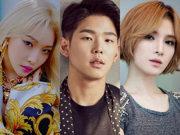 Chungha, Paul Kim, dan Gummy Juga Siap Isi Soundtrack Drama 'Hotel del Luna'