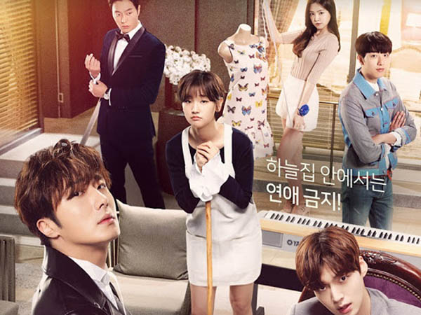 Tampilkan Jung Il Woo Hingga Naeun A Pink, Ini Poster Terbaru Drama 'Cinderella and the Four Knights'