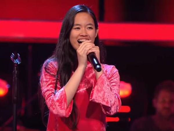 Gagal di Berbagai Ajang Pencarian Bakat Indonesia, Claudia Santoso Juarai 'The Voice' Jerman