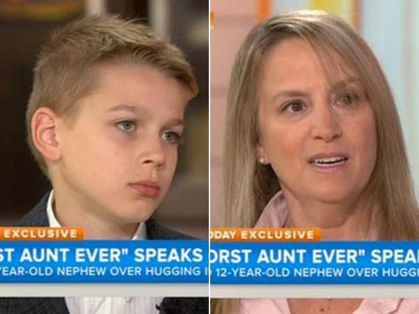 Ini Alasan Wanita yang Tuntut Keponakan Karena Patahkan Tangan Saat Memeluknya