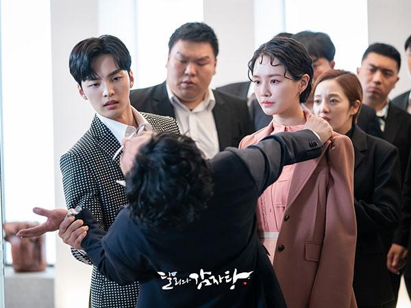 Drama Dali and Cocky Prince Sentuh Rating Tertinggi