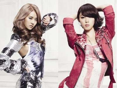 Gayoon dan Jiyoon 4Minute Siap Debut Lewat Project Double Yoon