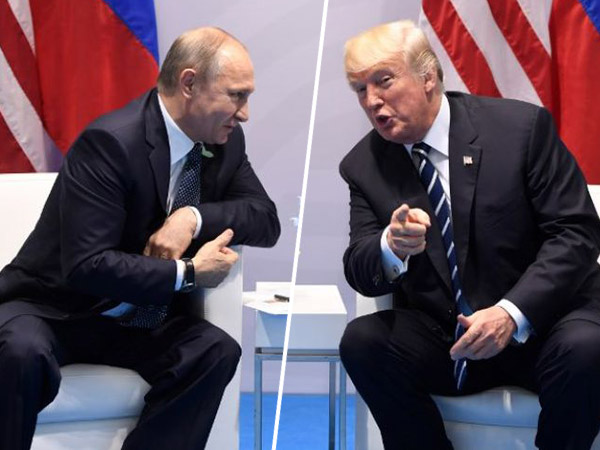 Depak 755 Diplomat AS, Putin Pecahkan Pengusiran Terbesar dalam Sejarah Modern