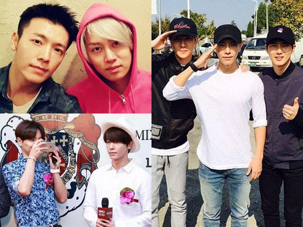 Donghae Wamil, Super Junior Kembali Kirimkan Pesan Lewat Instagram