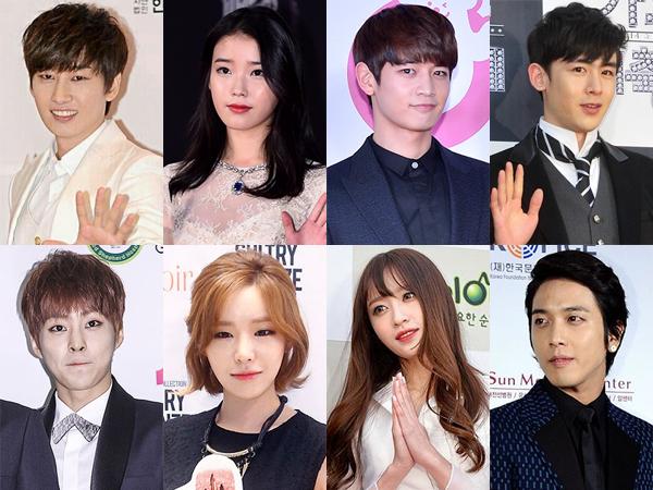 Dari Super Junior, EXO, EXID, hingga IU, Akan Ramaikan 'Dream Team' Korea-Tiongkok-Thailand