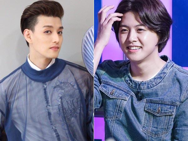 Sama-Sama Jadi Ayah Muda, Eli U-Kiss Sering Curhat Tentang Anak dengan Dongho?