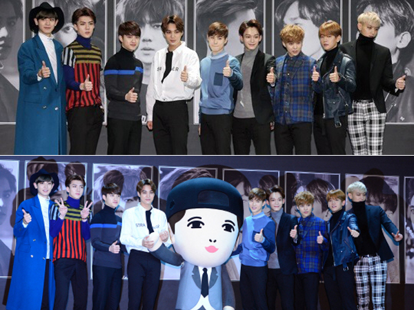 EXO Siap Comeback dengan 10 Member Lewat 'Call Me Baby' dan Album 'EXODUS'