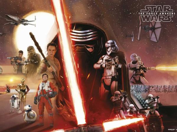Baru Rilis Trailer, 'Star Wars' Tembus Rekor Penjualan Tiket Terbesar Sepanjang Masa!