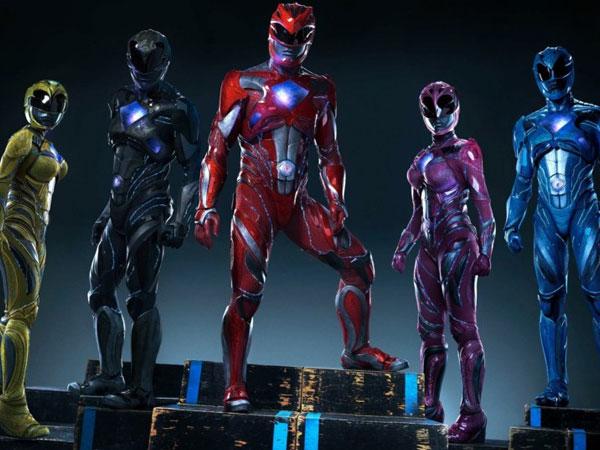 Asik, Game 'Power Rangers' Bisa Diunduh Gratis di Android dan iOS