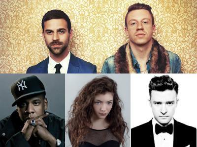 Inilah Para Musisi Pemborong Nominasi Grammy Awards 2014 Terbanyak!