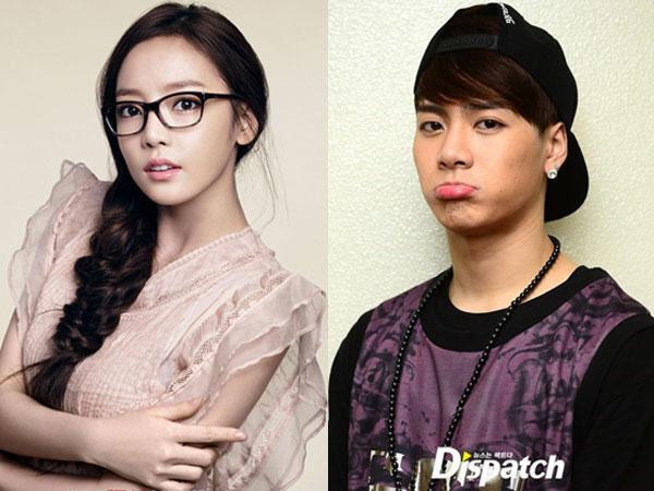 Wah, Goo Hara Jatuh Cinta Dengan Gaya Antik Jackson GOT7 di 'Roommate'?
