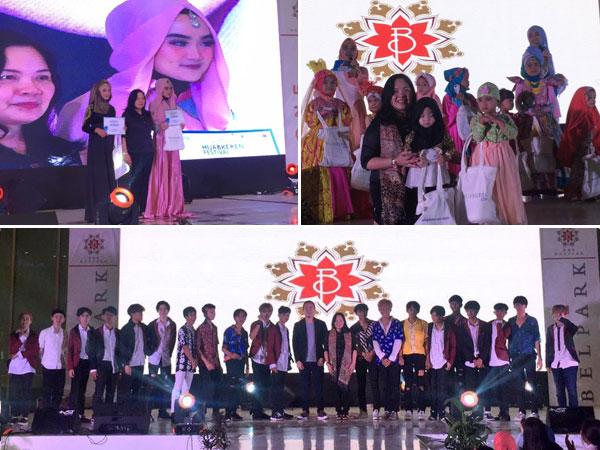 Hadiah Menarik dan Penampilan Kece Meriahkan 'HijabKeren Festival 2017' Hari Kedua