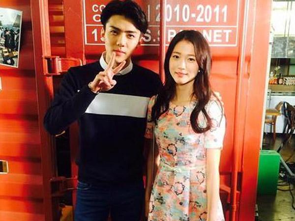 Aktris Rookie Ini Jadi Pasangan Kencan Buta Sehun EXO di MV 'Who Are You' BoA