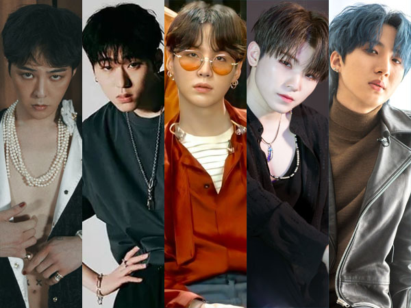 5 Penulis Lagu Jenius di Kalangan Idola K-Pop