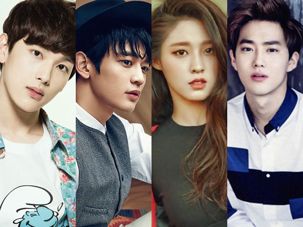 Lewat Sejumlah Proyek Film, Siapa Saja Idol-Aktor yang Akan Bersinar Di Tahun 2016?
