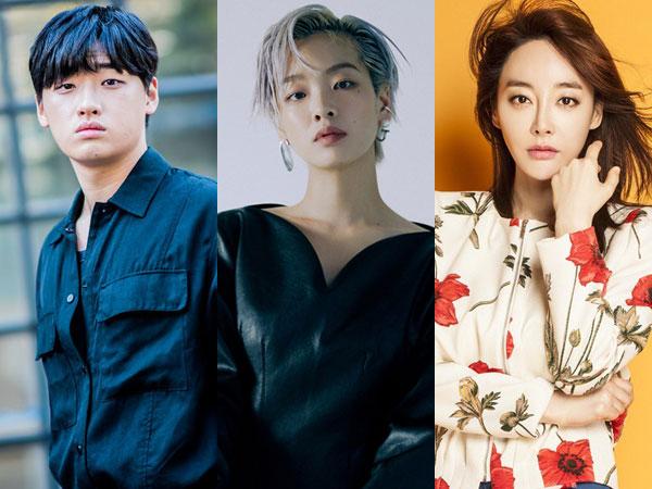 Gabung Drama Baru Park Seo Joon, Intip Bocoran Peran David Lee, Lee Joo Young, dan Kim Hye Eun