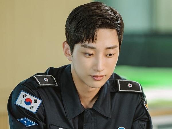 Jinyoung B1A4 Ungkap Karakternya di Drama 'Police University'