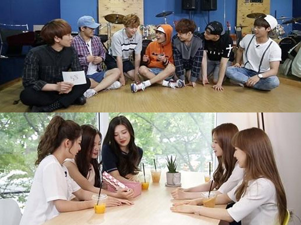 Sungjae dan Joy Siap Bertemu di 'We Got Married', BTOB dan Red Velvet Lebih Antusias!