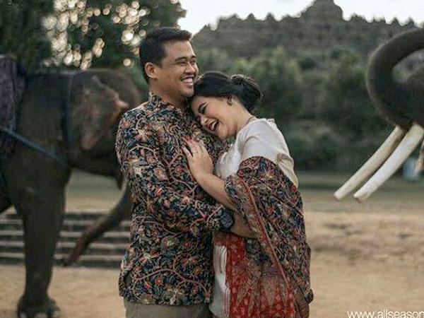 Ada Larangan di Undangan Pernikahan Kahiyang Ayu-Bobby Nasution
