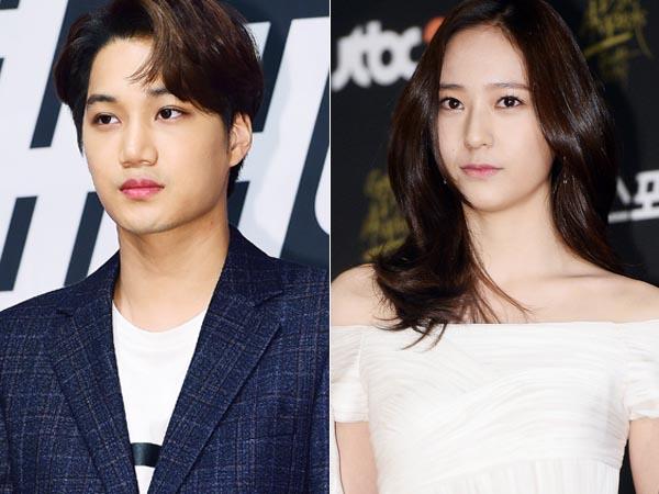 'Tertangkap' Fans, Penyebar Foto CCTV Kai EXO dan Krystal F(x) Rilis Permintaan Maaf