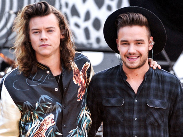 Liam Payne Video Call Harry Styles, Fans Heboh!