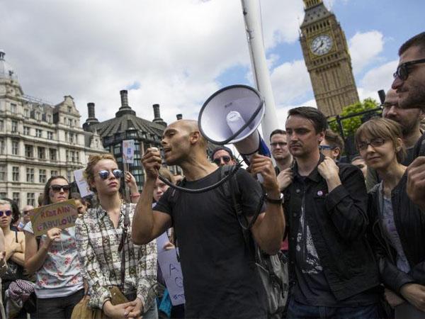 Inggris Keluar dari Uni Eropa, Warga London Ajukan Petisi untuk Merdeka