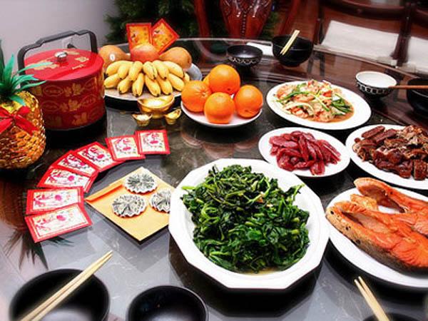 Yuk, Sambut Tahun Baru Imlek dengan Makanan Pembawa Keberuntungan Ini