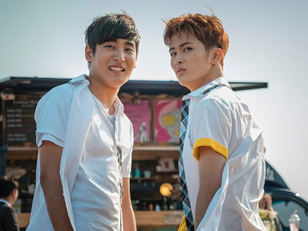 Mark NCT & Parc Jae Jung Kalah Saing Dengan Henry SJ-M di MV 'Lemonade Love'